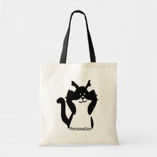 Miezekatze-Katzen-Bedeckungs-Ohren Tragetasche