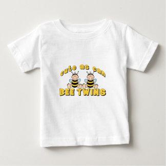 Mignon de même que peuvent les jumeaux d'ABEILLE T Shirt