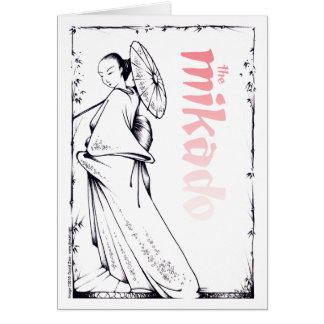Mikado Karte