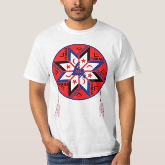 Mi'kmaq Dreiersymbol T-Shirt