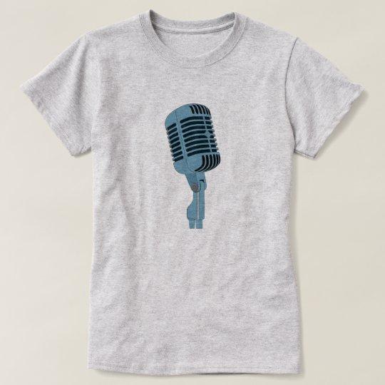 Mikrofon-T - Shirt