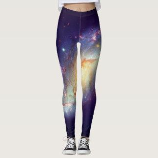 Milchstraße-Galaxie Leggings