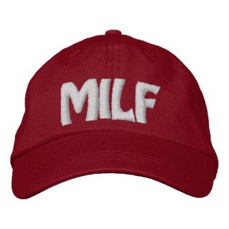 MILF - Besonders angefertigt Bestickte Baseballkappe