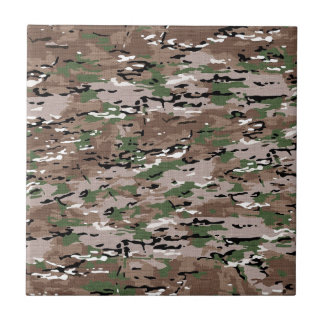 Militär tarnt Gewebe Kleine Quadratische Fliese