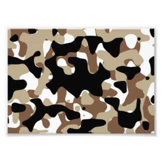 Militär tarnt Muster Fotodruck