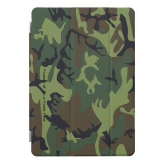 Militär tarnt Muster iPad Fall iPad Pro Cover