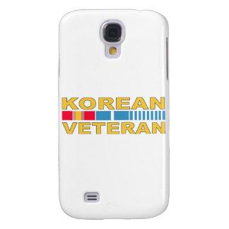 Militärischer koreanischer Veteran US Galaxy S4 Hülle
