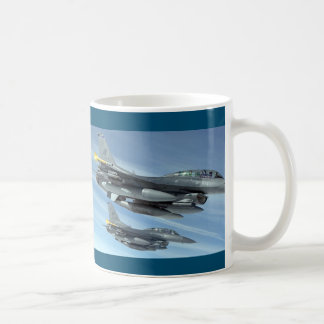 Military aircraft kaffeetasse
