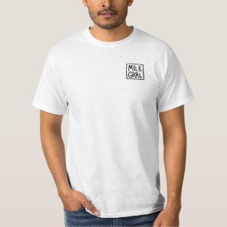 MILKGRRL Logo-T - Shirt