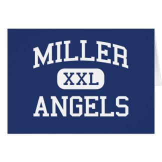Miller-Engels-Sekundarschule Durango Colorado Karte