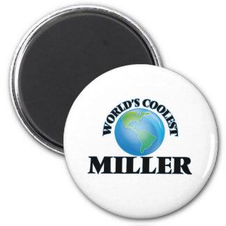 Miller le plus frais du monde magnets pour réfrigérateur
