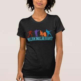 Million Dollar-Quartett auf Bühne T-Shirt