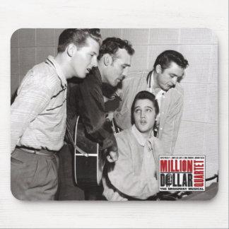 Million Dollar-Quartett-Foto Mauspad