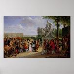 Milo de Louis XIV Puget consacrant 'de Poster
