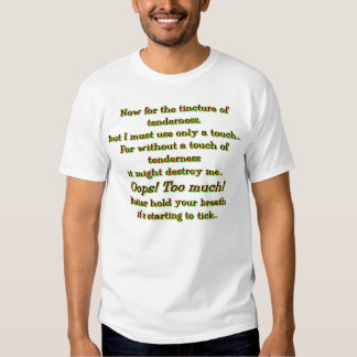 Milton le T-shirt de monstre