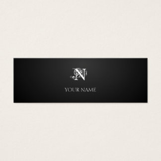 Mini Carte De Visite Web de base