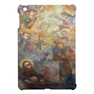 Mini cas d art d iPad religieux vintage d impressi Étui iPad Mini