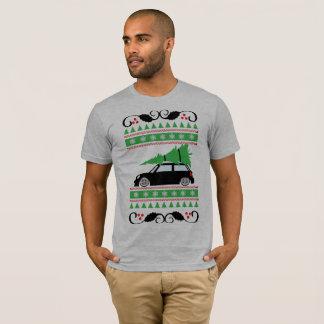 Mini Cooper-Weihnachten 3 T-Shirt