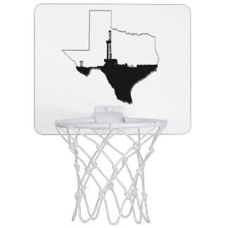 Mini-panier De Basket État de plate-forme de forage du Texas et de