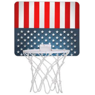 Mini-panier De Basket Étoile-a orné le style de paillettes