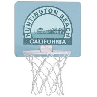 Mini-panier De Basket Huntington Beach, la Californie