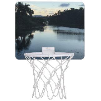 Mini-panier De Basket Mini but de basket-ball avec une vue