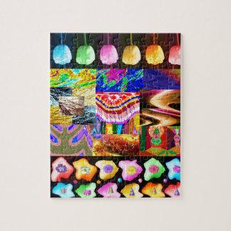 Miniatur-KUNST Collage: Ideale GESCHENK Sammlung