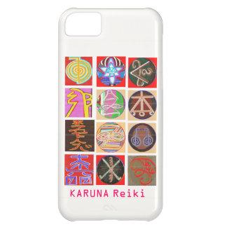 Miniatur-REIKI Karuna Schein Blaast Symbol-n iPhone 5C Hülle