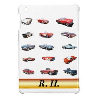 MiniIpad Fall-Kabriolette addieren Initialen Hüllen Für iPad Mini