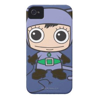 Minikatzen-Frau iPhone 4 Cover