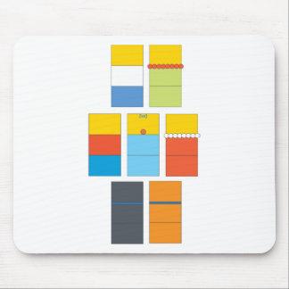 minimalist mauspad