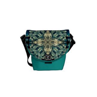 MiniRickshaw-Tasche mit marokkanischem Entwurf Kuriertasche