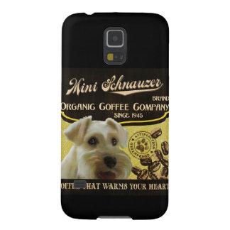 Minischnauzer-Marke - Organic Coffee Company Samsung S5 Cover