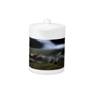Miniwasserfälle