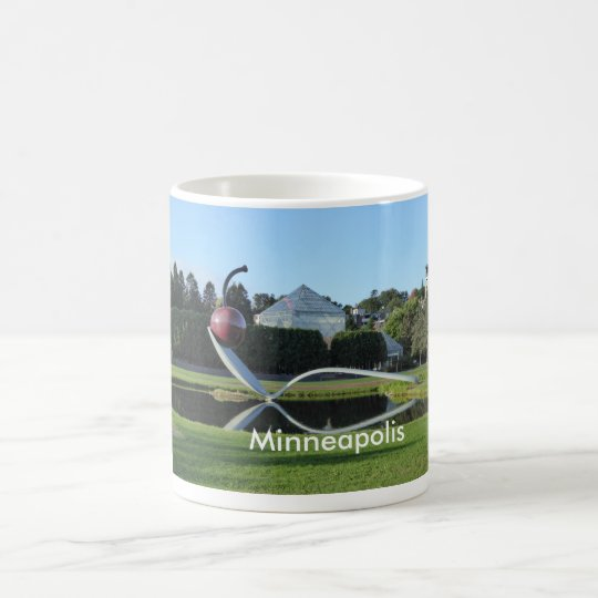 Minneapolis-Kirsch-u. Spoonbridge Kaffeetasse