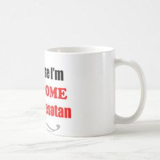 Minnesota ist fantastisch kaffeetasse