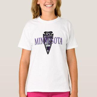 Minnesota-Pfeilspitze T-Shirt