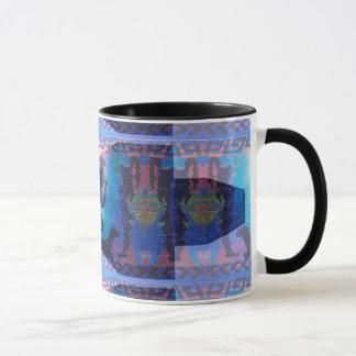 Minoan Perspektiven-Kunst-Tasse Tasse