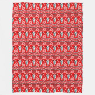 Minotaur Fleece-Decke, groß Fleecedecke