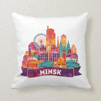 Minsk - Reise zu den berühmten Sehenswürdigkeiten Kissen