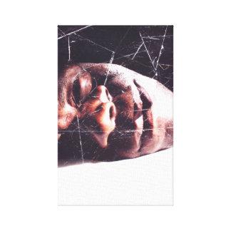 MiQuels Traumgeist-Ästhetik - erste Kunst Leinwanddruck