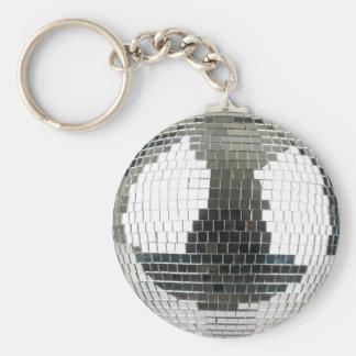 Mirrorball Disco-Ball Schlüsselanhänger