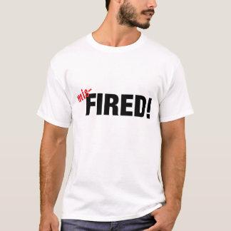 Mis abgefeuert T-Shirt