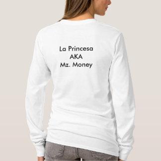Mis-Quittenplatztext hier oder Name wünschten… T-Shirt