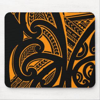 Mischtätowierungsarten, Maori-, Samoan und Mousepads