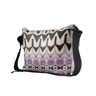 Mischung #468 - Helle lila Designer-Tasche Kuriertaschen