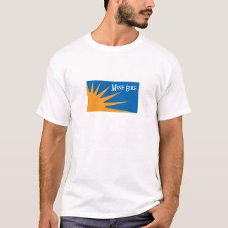 Mise Eire großes Logo - kein Tagline T - Shirt