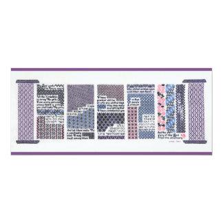 Mishkan (Tabernacle) Kunstkarte Karte