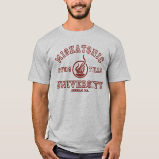 Miskatonic Swim-Team-T - Shirt
