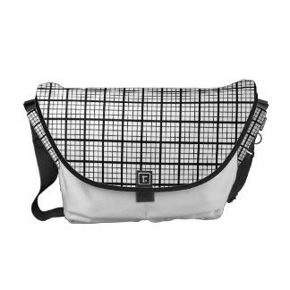 Misokoshigoushi japanische Muster-Bote-Tasche B Kuriertasche